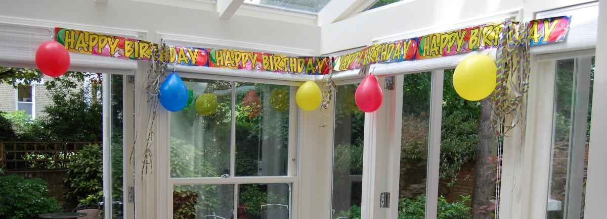 Birthdays Nw8mums